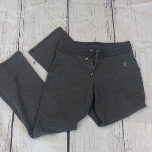 Christine Alexander Gray Yoga Pants